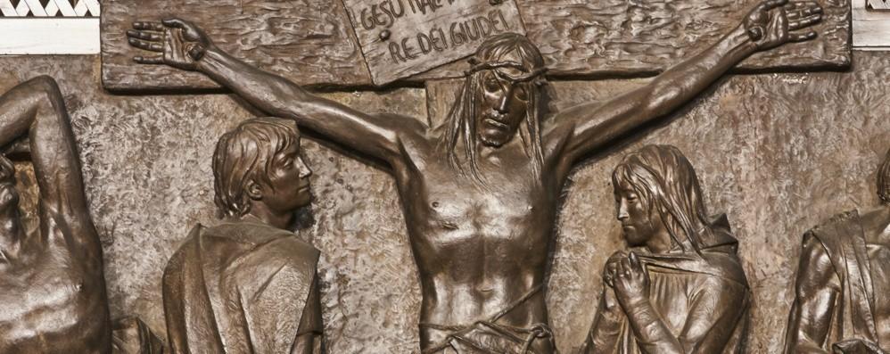 Una Via Crucis dedicata a Bergamo - il video
