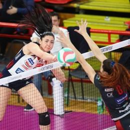 Volley, cala il sipario sulla stagione di A1 Zanetti: «Doveroso, per rispetto di chi non c'è più»