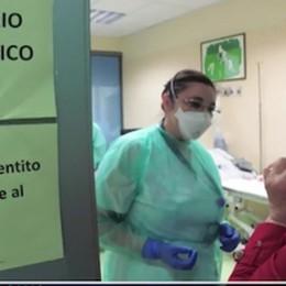 Ambulatorio per i guariti da coronavirus Esami di controllo per 1.200 pazienti