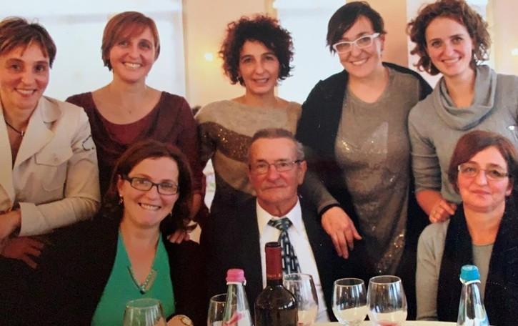 Clusone piange Bernardino Balduzzi Una vita di lavoro e 7 figlie nel cuore