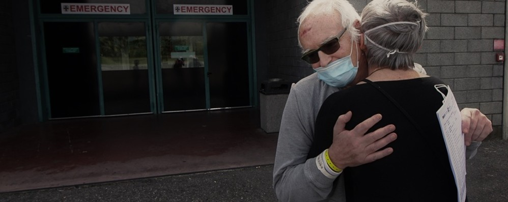 Michele, dall'incubo alla gioia in 66 giorni Fu il primo ricoverato in terapia intensiva