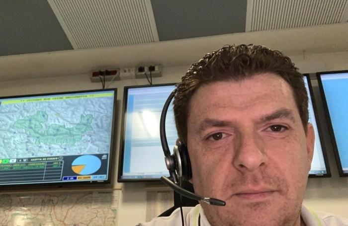 Diego Bianco, l'operatore del 118 morto di coronavirus