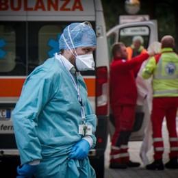 «A Bergamo è stata una catastrofe Noi del 118 abbiamo pianto, come tutti»