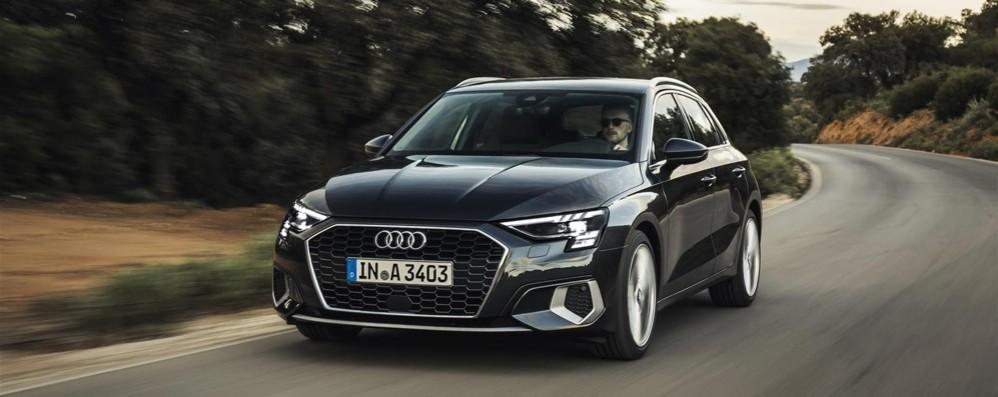 Audi A3 Sportback novità nella gamma