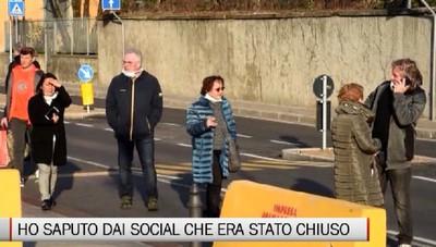 Inchiesta ospedale Alzano: il sindaco Bertocchi