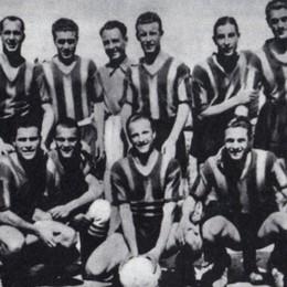 La macchina del tempo torna a volare. E vi porta al 6 aprile 1941: la prima vittoria della storia contro la Juventus