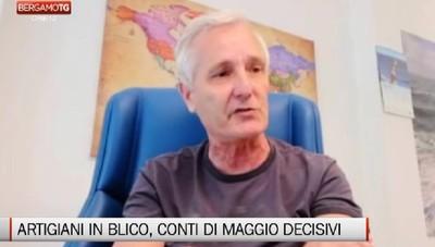 Artigiani in bilico serve liquidità subito e Confartigianato Bergamo offre una cosnulenza psicologica