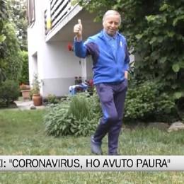 Calcio, Lucio Seghezzi ha sconfitto il coronavirus