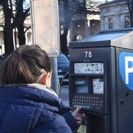 Da lunedì 18 ripristinato il sistema di pagamento della sosta   Bergamo