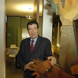 È morto l'imprenditore Tino Sana  I suoi arredi in legno famosi nel mondo