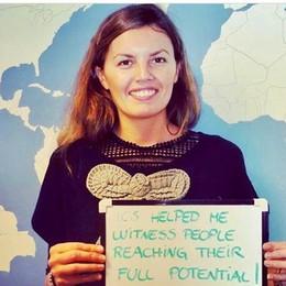 I sogni di Valentina stroncati a soli 33 anni Neo sposa colta da malore in Brasile
