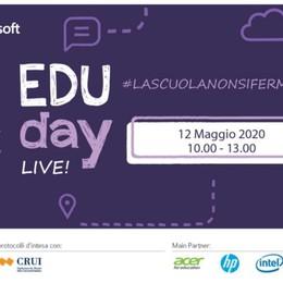 Quale sarà la scuola del futuro? L'evento online #lascuolanonsiferma