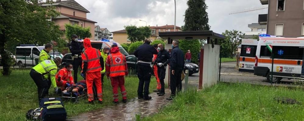 Tragedia a Dalmine: uccide la madre  Arrestato 33enne e portato in ospedale