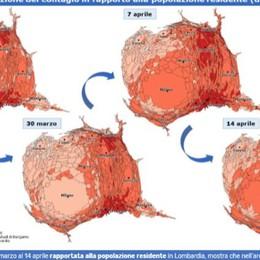 UniBg: mobilità, età, mortalità e smog Il perchè dell'esplosione covid a Bergamo