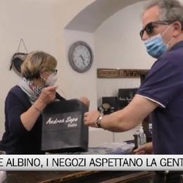 Alzano e Albino, parola ai negozianti