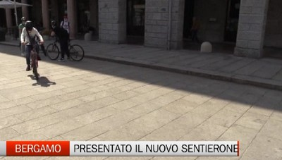 Arriva la fase due dei lavori in centro a Bergamo. Ecco il nuovo Sentierone