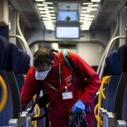 Covid, quanti posti sul treno? L'app di Trenord lo dice ai viaggiatori