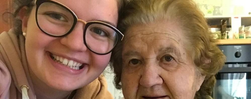 Guarita con ossigeno e tanto amore La storia di Vanna e della nipote infermiera