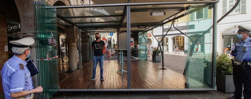 Gli architetti e i «Maestri del Paesaggio» accanto al Comune per i nuovi dehors