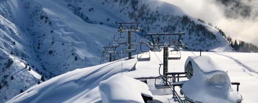 Impianti di risalita e piste da sci  La Regione stanzia 2,8 milioni