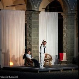 """La cultura in quarantena – deSidera Teatro: """"Come l'acqua per i pesci"""""""