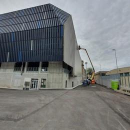 La nuova Nord si riveste di acciaio Stadio, a giugno giù la tribuna