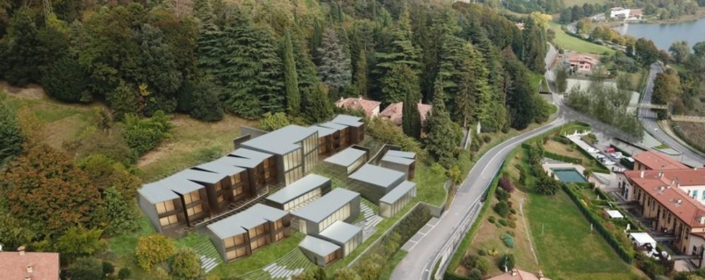 Un maxi centro termale sul lago  Il progetto porta la burrasca a Ranzanico