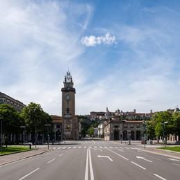 «Dentro le Mura di Bergamo» Già 500 filmati della vita col Covid