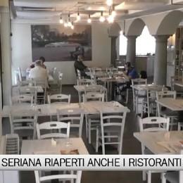 Val Seriana, riaperti anche i ristoranti