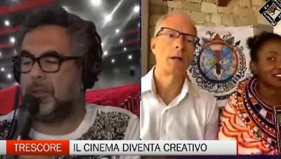 A Trescore la cultura non si ferma e il cinema diventa creativo