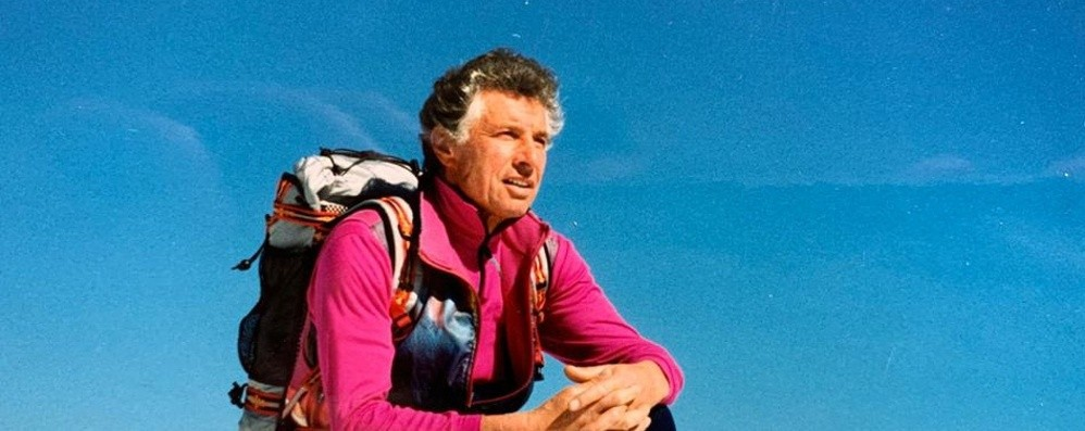 Addio a Edoardo Panizza  «La sua vita per la montagna»