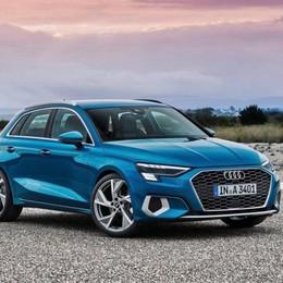 Audi A3 Sportback: il mondo dell'auto riparte, senza rinunciare all'emozione