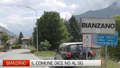 Bianzano, il Comune si oppone al 5G