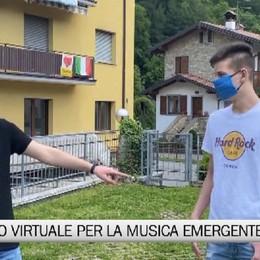 Due studenti diciottenni inventano un sito internet per musicisti