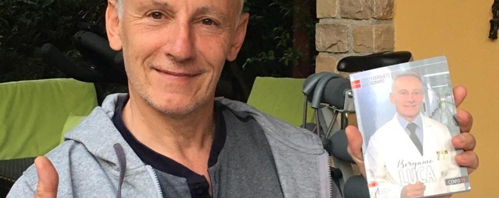 Fondazione Santina, obiettivo raggiunto «Donati due ventilatori al Papa Giovanni»