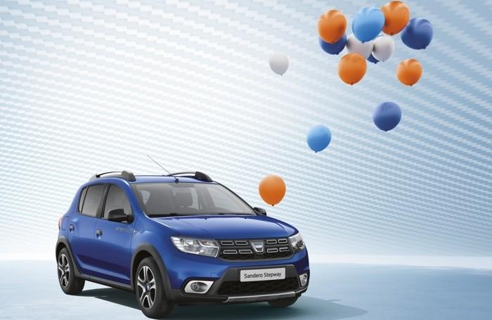 I 15 anni di Dacia in Europa