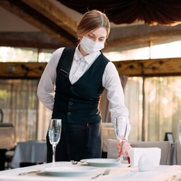 I ristoranti di Bergamo fra riaperture e attesa. Ma sempre in sicurezza