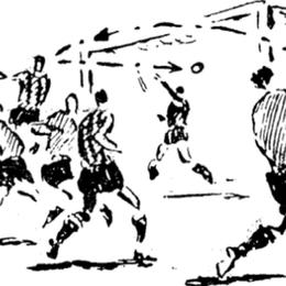 La macchina del tempo ci ricorda i 95 anni di Carletto Annovazzi, il difensore bomber che... «I partit se vincen inscì»