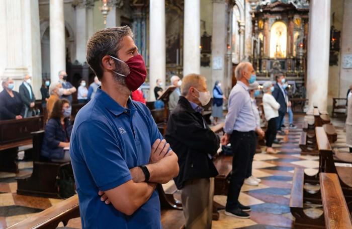 La Messa ad Alzano
