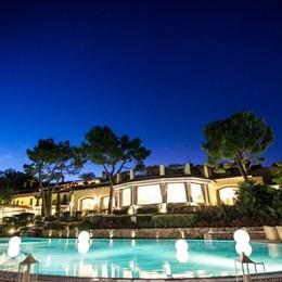 L'alta cucina italiana rivede le stelle «Da Vittorio Brusaporto»: cena a due turni