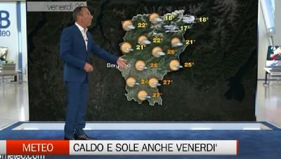 Meteo, le previsioni per venerdì 22 maggio