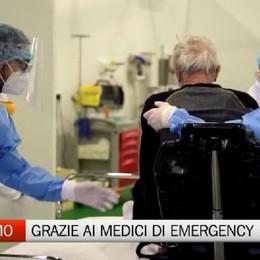 Ospedale in Fiera: Grazie ai medici di Emergency