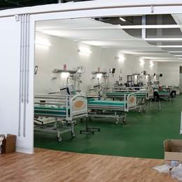 Ospedali in Fiera a Milano e Bergamo  Gallera: «Resteranno attivi»