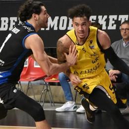Tiri liberi sul basket orobico Bergamo, chi sostituirà Carroll?