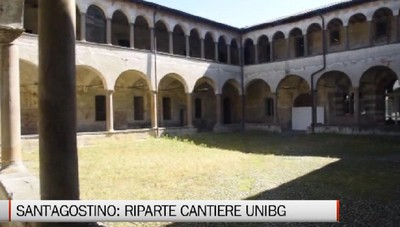 Università, riparte il cantiere del campus in Sant'Agostino. Si recupera il ritardo dovuto al lockdown