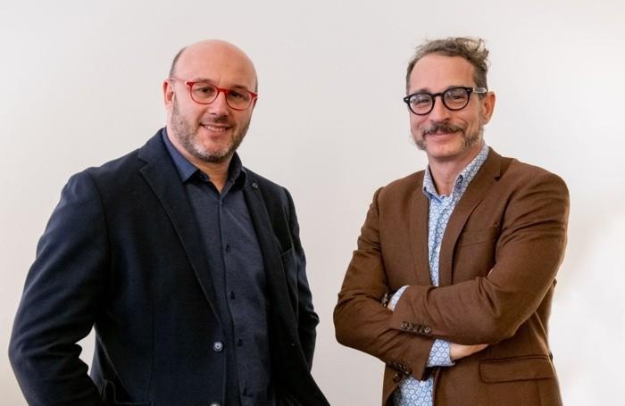 Riccardo Frizza e Francesco Micheli