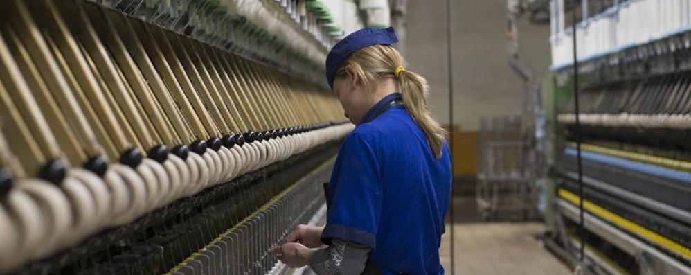 Cassa in deroga: richieste 6 milioni di ore Moda e tessile bergamasco giù dell'80%