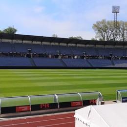 Ecco il campo Limonta Sport ad Aarhus E il pubblico lo ammirerà su Zoom
