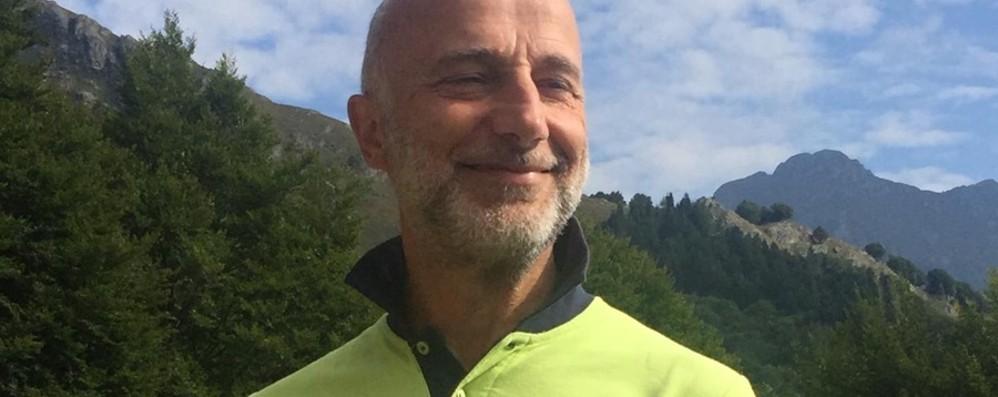 ll tempo per gli altri tra lavoro e impegno Grumello piange Paolo Bellini