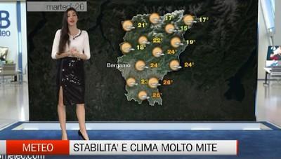 Meteo, le previsioni per martedì 26 maggio